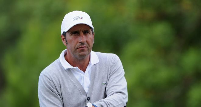 Jose Maria Olazabal: Narrow defeat in Brunei