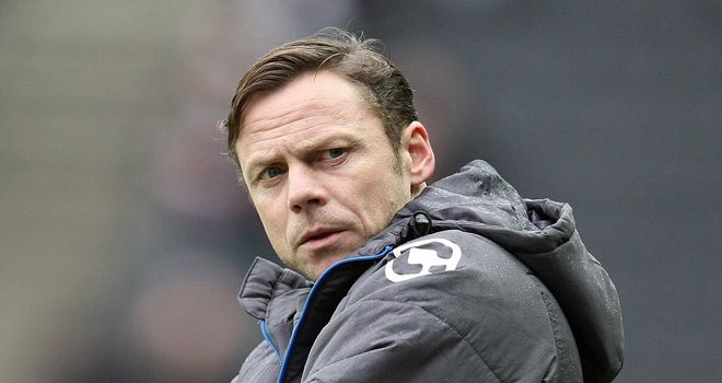 Dickov: Claims he received Crawley offer