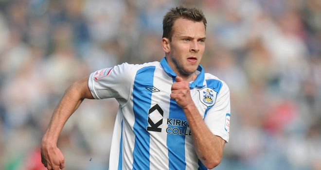 Jordan Rhodes: Huddersfield are not commenting on reports Blackburn have bid for the striker