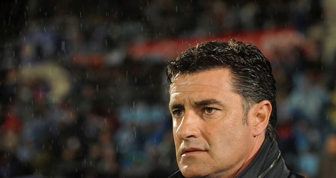 Michel: Sevilla manager