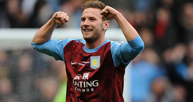 Andreas Weimann: Fully aware that Darren Bent is the main man at Villa Park
