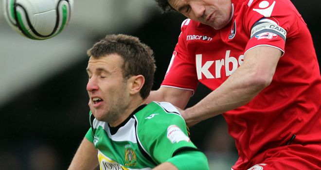 Williams: Set to leave Huish Park