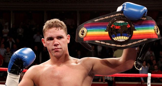 Saunders: Second-round stoppage