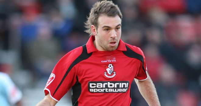 Brett Pitman: Found the back of the net once more