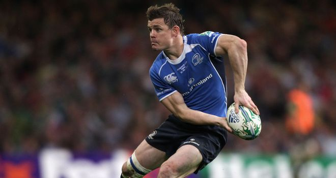 O'Driscoll: on track to return to European action