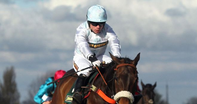 Cape Tribulation: Aintree winner