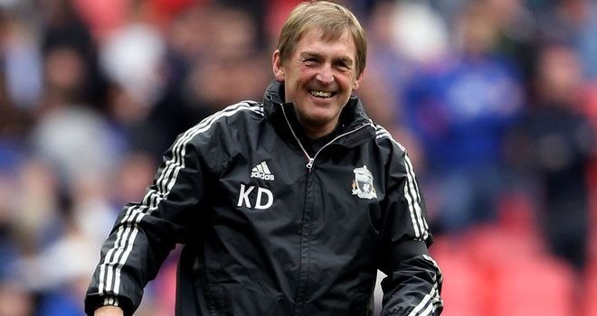 Kenny Dalglish: Liverpool's manager would not stop his players from going to the Olympics