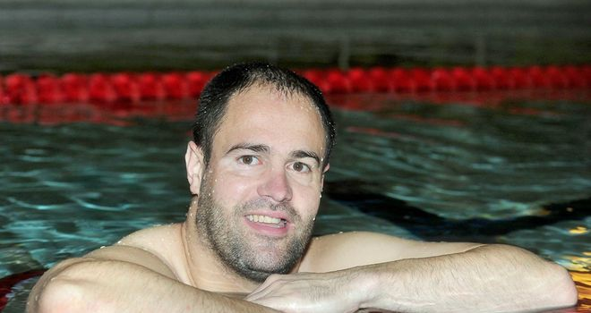 David Roberts: The GB Paralympic swimmer's dreams are still alive