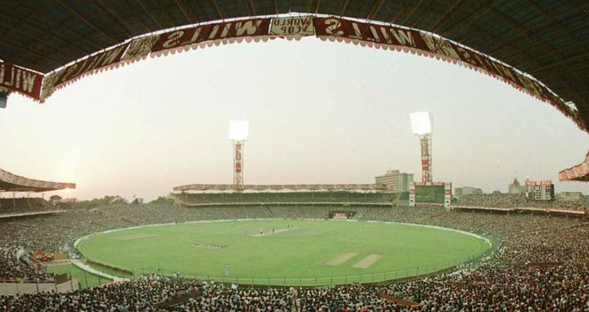 Eden Gardens: Ready to host third Test with England
