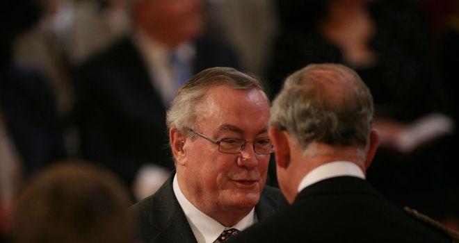 Edward Chorlton: Steps down as chairman