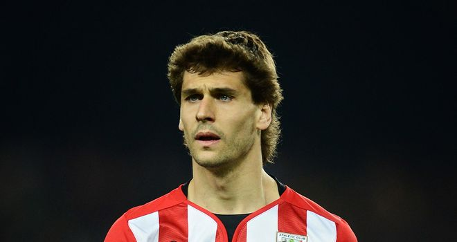 Fernando Llorente: Won't be leaving Bilbao in January
