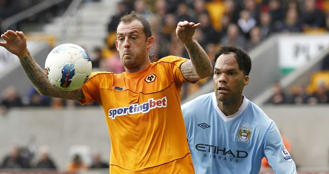 Steven Fletcher: Has handed in a transfer request but Wolves will not sell until their valuation is met
