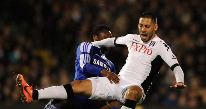 Clint Dempsey: Fulham have yet to receive any offers for the American