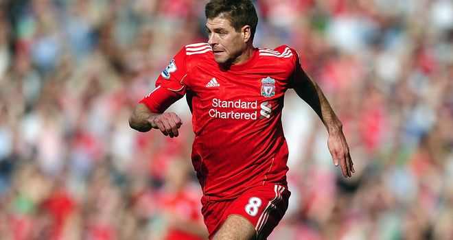 Steven Gerrard: Hopeful Liverpool can go into Cup final in good form