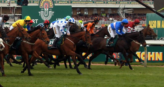 Grand National: In need of new sponsor with John Smith's pulling out