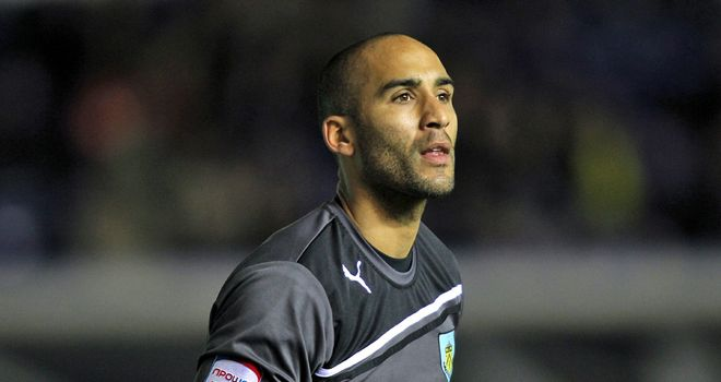 Lee Grant: Feels Burnley's young squad can challenge for promotion