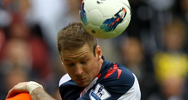 Gretar Steinsson: Weighing up his options since leaving Bolton