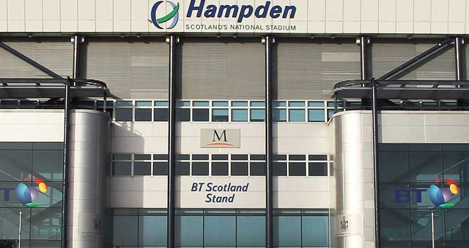 Hampden Park: Commonwealth Games athletics venue in 2014