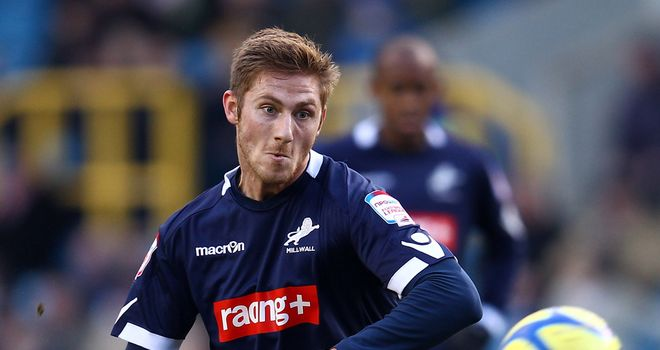 James Henry: Attracting interest from a number of Premier League sides