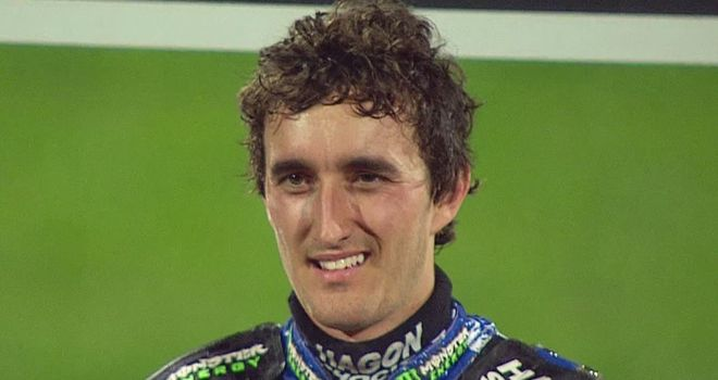 Chris holder: Keeping his focus ahead of Saturday's world-title deciding FIM Torun SGP of Poland