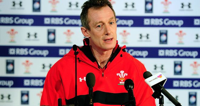 Rob Howley: Gives first call up to Ospreys prop Aaron Jarvis
