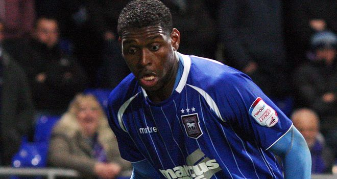 Jay Emmanuel-Thomas: Tipped for bright future at Ipswich by Nathan Ellington