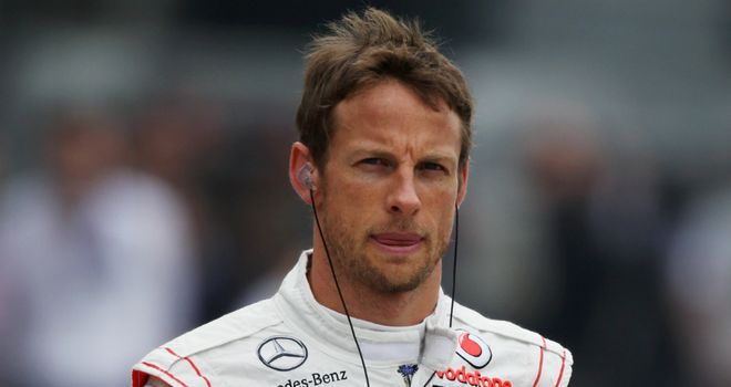 Jenson Button: Still targeting victory for McLaren
