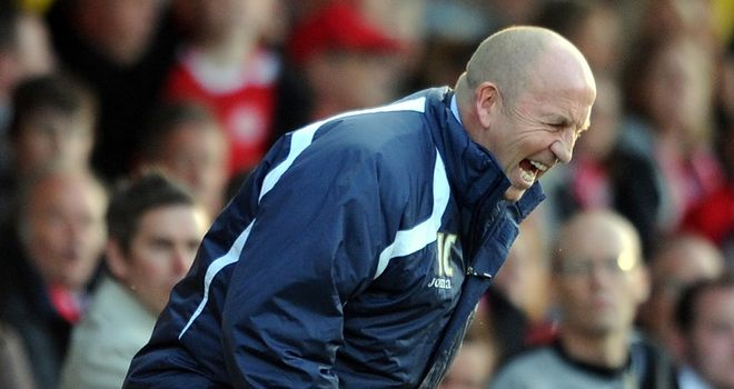 John Coleman: Reign over after just 12 months