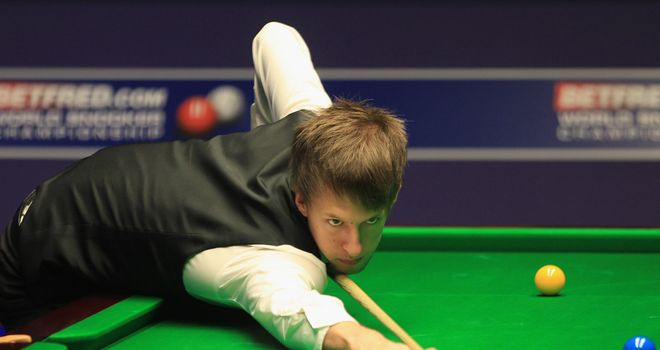 Judd Trump: Held on despite comeback from Mark Williams