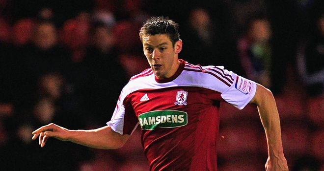Lukas Jutkiewicz: Middlesbrough striker injured his knee in training