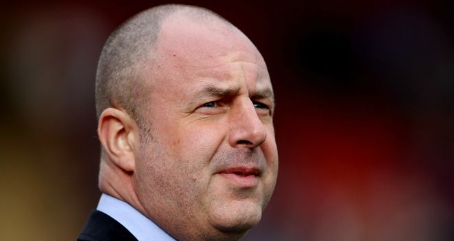 Keith Hill: Happy with a draw
