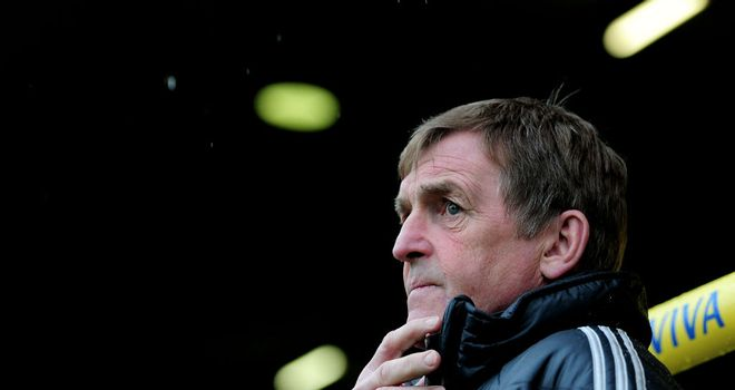 Kenny Dalglish: Guided Liverpool to a first trophy in six years