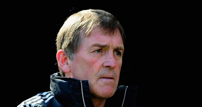 Kenny Dalglish: Hoping his side will win more games than they lose