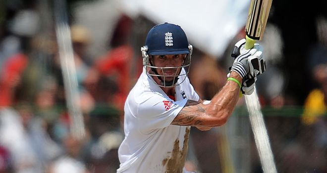 Kevin Pietersen: born in South Africa, plays for England