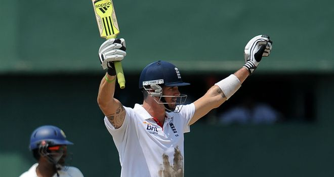 Kevin Pietersen: Looking forward to spending hours in the nets practising