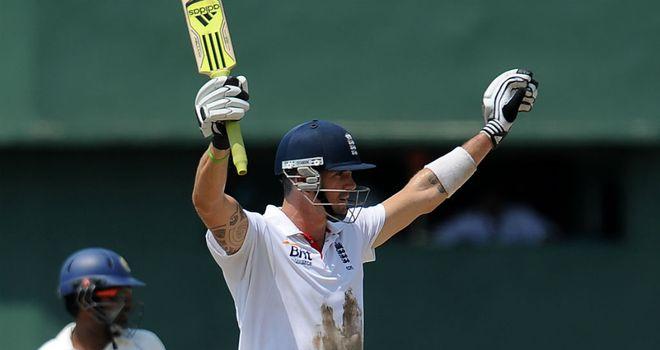 Kevin Pietersen: Looking forward to spending hours in the nets practising