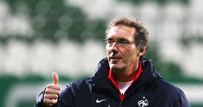 Laurent Blanc: France coach gearing up for England match next Monday