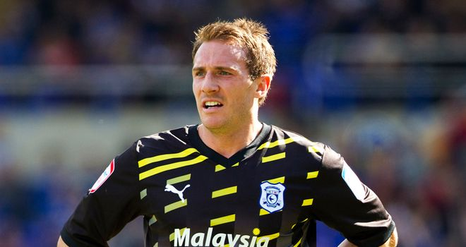 Liam Lawrence: Focused on Cardiff, but has sympathy for Portsmouth fans