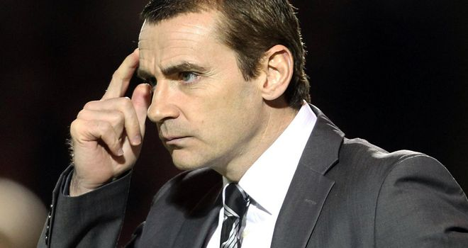 Danny Lennon: 'It's a fantastic three points for us and a terrific way to finish 2012'