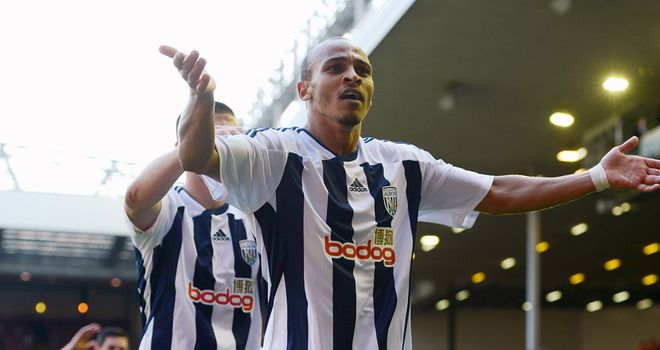 Peter Odemwingie: Ready to continue testing himself at a Premier League level