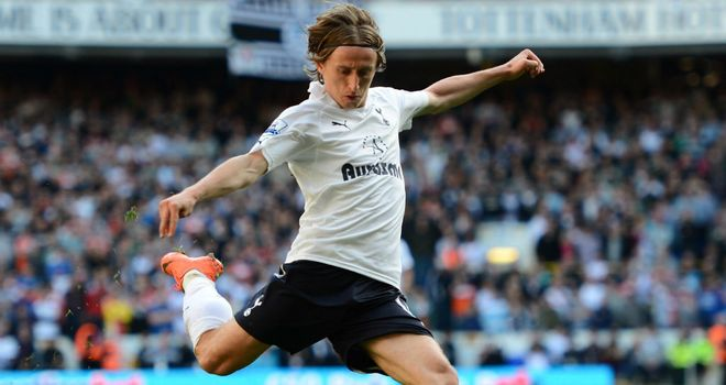 Luka Modric: Will only be leaving if Tottenham have a ready-made replacement, believes Brad Friedel