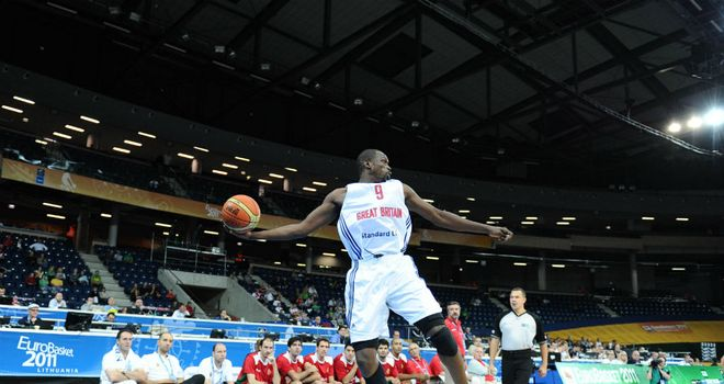 Luol Deng: The Chicago Bulls star has been named in the preliminary Standard Life GB men's squad.