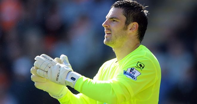 Matt Gilks: Goalkeeper hails honest Ian Holloway