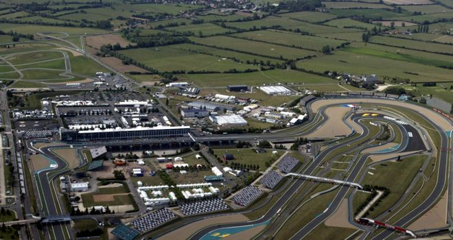 Magny Cours: Will welcome F1 cars for the first time since 2008