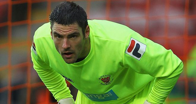 Matt Gilks: Felt the time was right to leave Blackpool
