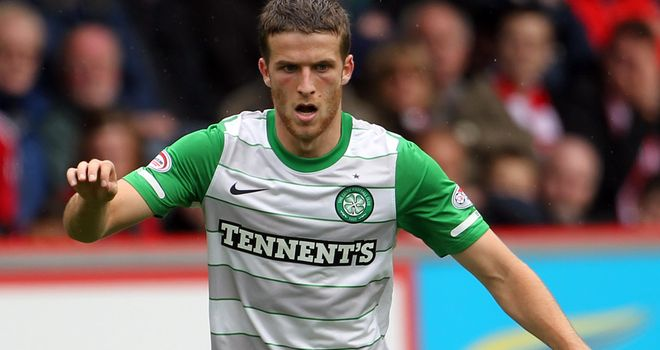 Adam Matthews: Insists Celtic would still be able to attract top players even if Rangers dropped out of the SPL