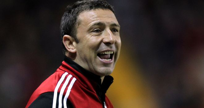 Derek McInnes: Looking for a response