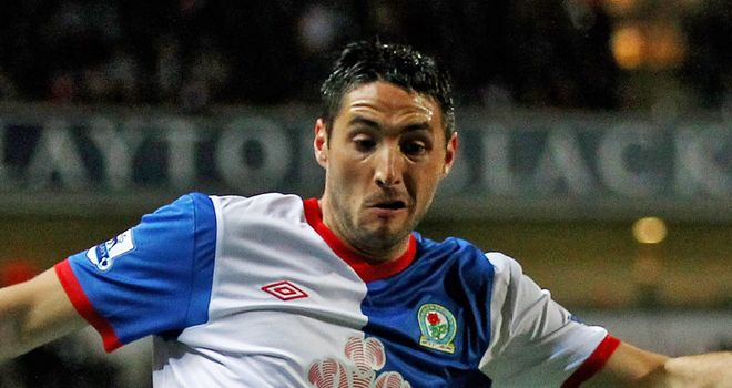 Bradley Orr: Heading back to Ewood Park
