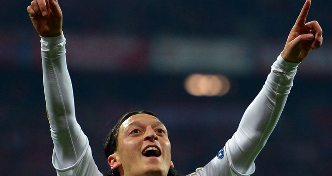 Mesut Ozil: Is targeting victory over Bayern Munich at the Bernabeu