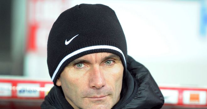 Patrice Carteron: Urged his team to focus